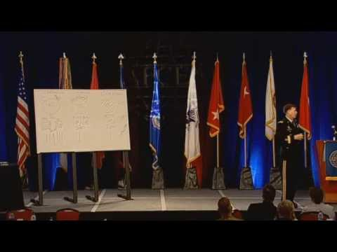 Opening Ceremony and Welcome: MG Fogarty at TechNet Augusta 2015