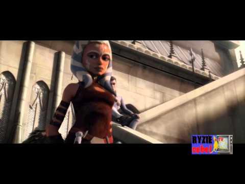 Ahsoka Tano Tribute Star Wars: The Clone Wars