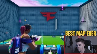 so i tried the FAZE TRICKSHOT COURSE... (insane)