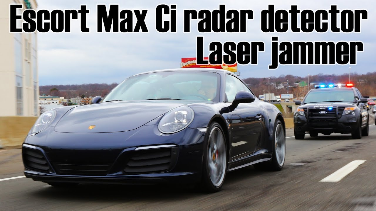 Police Radar Jammer >> Escort Max Ci Integrated Radar Detector Laser Jammer Install Setup
