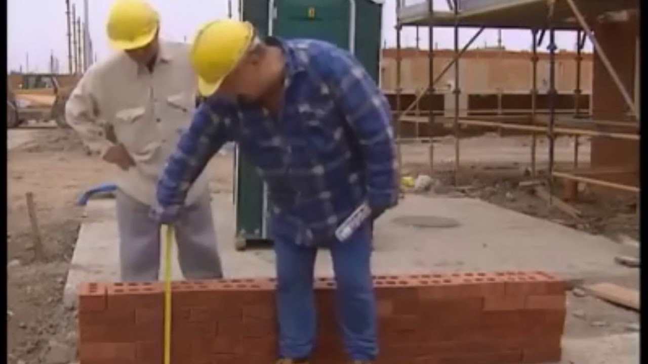 Lustige Bauarbeiter Schulprojekt Youtube