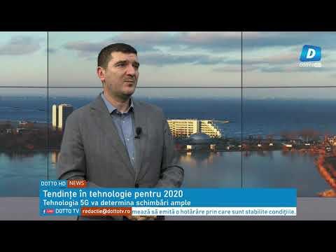 Tendințe în tehnologie pentru 2020
