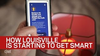 How a Kentucky city connects to the CNET Smart Apartment