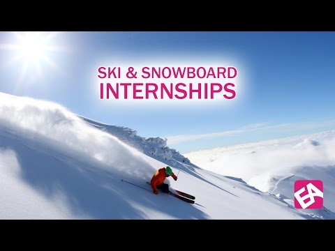 EA Ski & Snowboard Instructor Internships