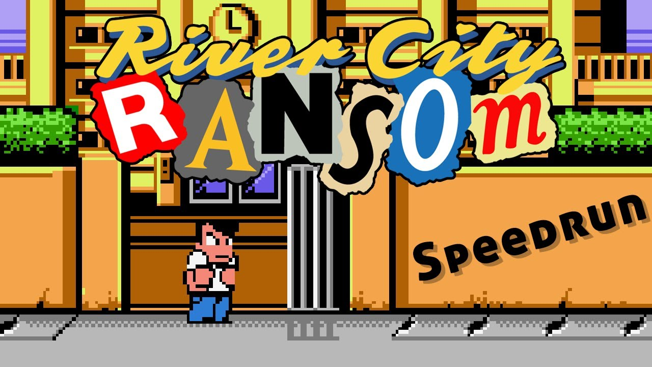 River City Ransom in 9:27 (Speedrun)