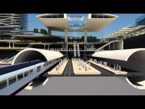 Park Royal City International Transport Superhub