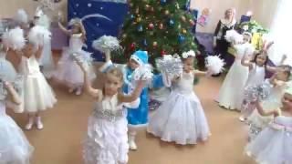 Новый год 2016-2017 в детском саду
