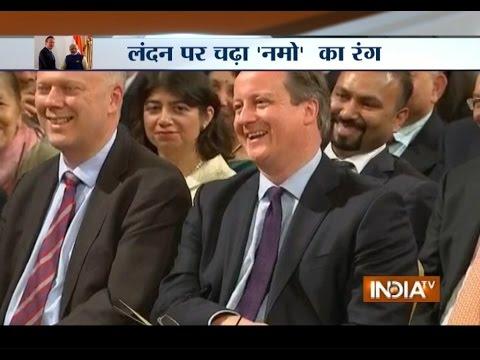 PM Narendra Modi to Meet Queen Elizabeth II Today