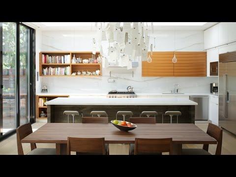 Interior Design — How To Design A Modern Open-Concept Kitchen