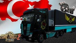 Logitech G27 ile ETS 2 Karabük ve Kastamonu