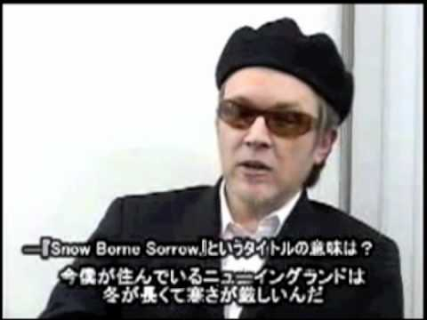 David Sylvian - Nine Horses interview barks.jp 2006