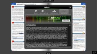Комфортное чтение книг на компьютере Приложение MartView(Опрос - http://goo.gl/forms/bnIaOy95g6 Vk - http://vk.com/ercheph twitter - https://twitter.com/Ercheph В данном видео уроке рассказывается про способ..., 2011-10-11T20:00:26.000Z)