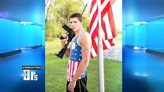 Student Banned from including Gun in Yearbook Photo