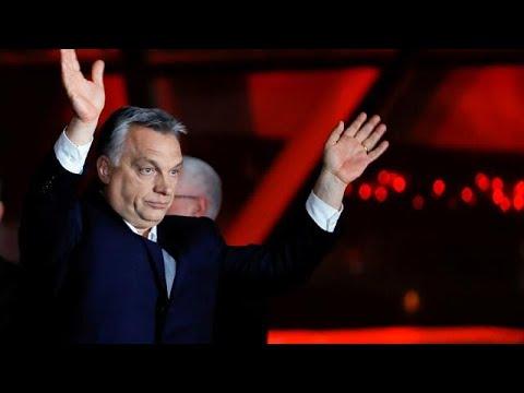 المجر: أوربان -المعادي للمهاجرين وللمسلمين- يعلن فوزه في الانتخابات…