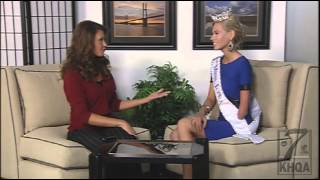 Miss Iowa Nicole Kelly Part 1