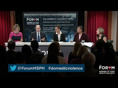 The Domestic Violence Crisis: Mobilizing the Public and Private Sectors