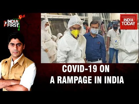 india-first-|-covid-19-cases-continue-to-surge,-kerala-worst-hit,-maharashtra-second