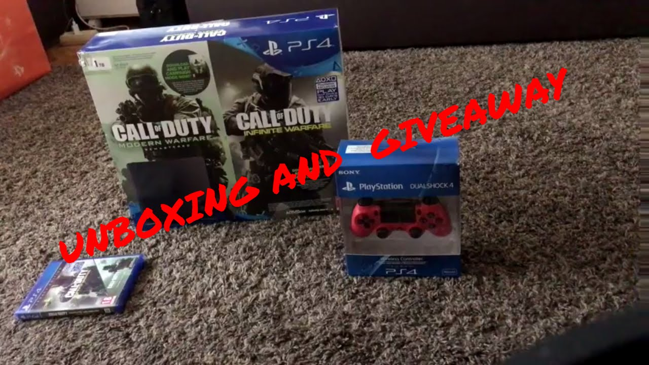 Tmartn ps4 giveaways