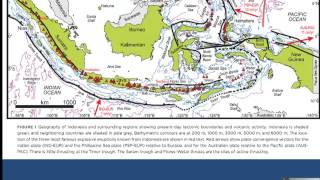 02  Plate Tectonics And Active Faults (lipi Indonesia Lectures 2013)