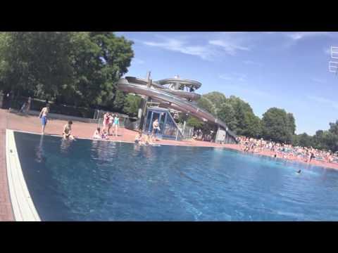 Sommerbad Berlin Pankow