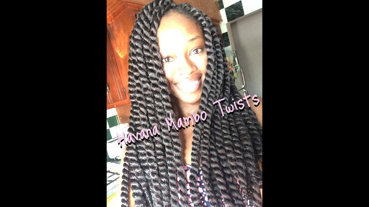 Crochet Hair Using Bobby Pin : marley hair crochet braids w bobby pin tutorial protective style