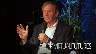 Go Beyond - with Rupert Sheldrake | Virtual Futures Salon