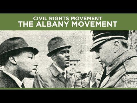 Civil Rights Movement: The Albany Movement