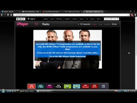How To Use Hola Extension With Chrome To Watch ITV And BBC.co.uk Channels From USA And Abroad.
