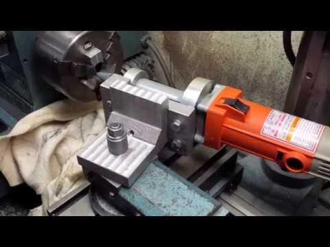 Mini belt grinder diy