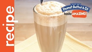 Peanut Butter Ice Cream Root Beer Float Recipe