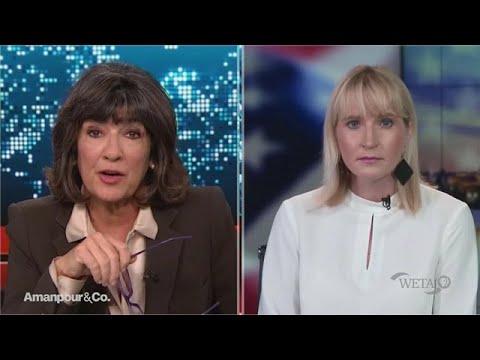 Christiane Amanpour Mocks Liz Harrington: Ick, You Sound Like Fox News