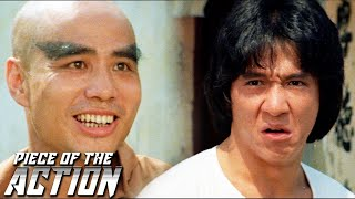 Freddy Wong And The Drunken Master VS. The Iron Headed Bullet | Drunken Master | Piece Of The Action