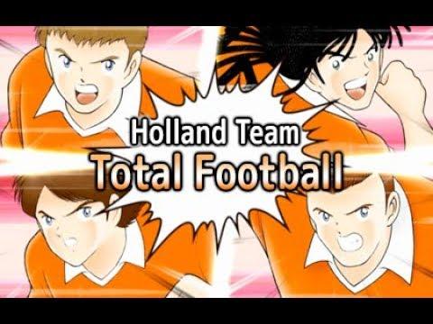 Captain Tsubasa Dream Team - Total Football Skill