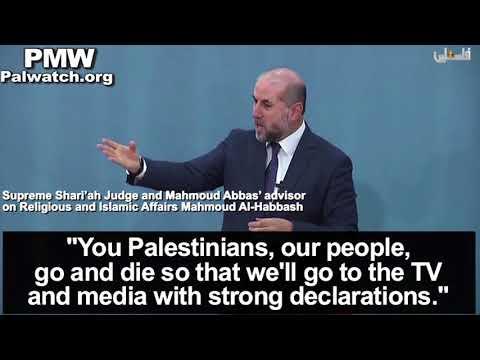 Hamas is sending civilians to die for media coverage, says Abbas' advisor