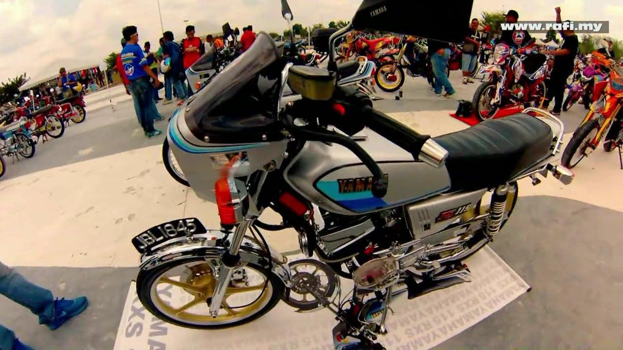 Yamaha rx 115 yamaha jipang retro youtube for Yamaha rx115 motorcycle for sale