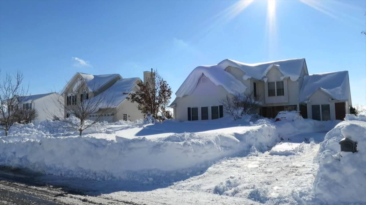 Buffalo Snow Storm 2014 Youtube