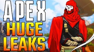 Apex Legends New Characters Leaked! (Rosie + Blackout + Crypto Abilities)