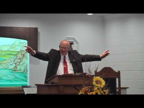Pastor Wingard 11 27 16 PM Service at Community Baptist Church, Ayden, NC