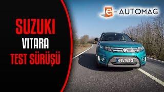 2017 Suzuki Vitara Test Sürüşü