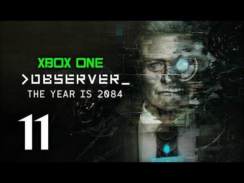 OBSERVER - Cyberpunk Horror - Xbox One Gameplay en Español #11