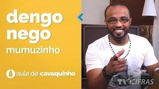 Mumuzinho - Dengo Nego (como tocar - aula de cavaquinho)