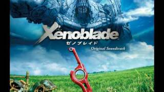 Xenoblade OST - While I Think...