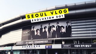 Download Video Seoul Vlog ♥ The EXO'luXion [dot] Global Package × Solo Travels MP3 3GP MP4
