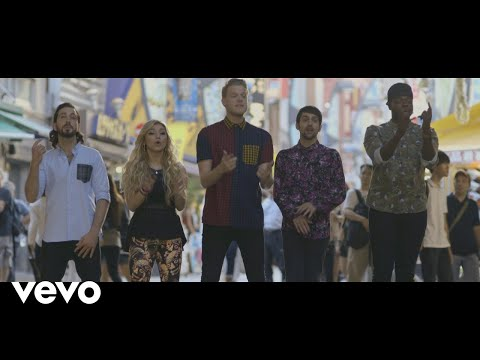 Rather Be - Pentatonix (Clean Bandit Cover)