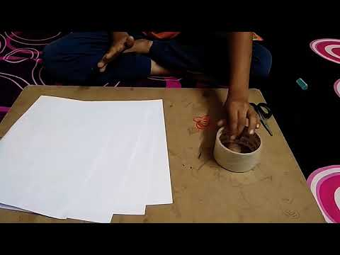 How to make a paper Slingshot
