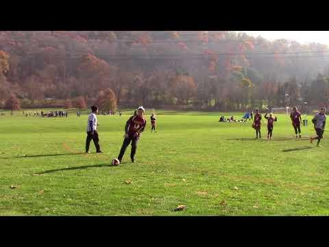 Ohio University Quidditch Club vs Virginia Tech Quidditch Club Mid-Atlantic Regional Quaterfinal