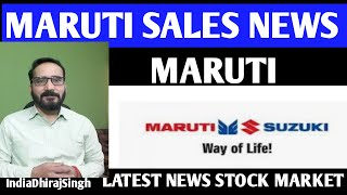 MARUTI NEWS | MARUTI  SHARE PRICE TARGET 2020 | MARUTI SHARE FOR  LONG  TERM | MARUTI SHARE NEWS