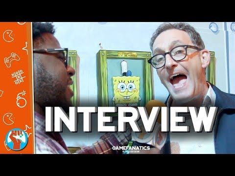 TGF Exclusive: Watch The Voice Behind SpongeBob SquarePants  — SDCC 2019