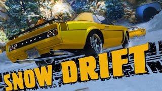 SNOW DRIFT DUO : СНЕЖНЫЙ ДРИФТ [ROAD TO 2016]