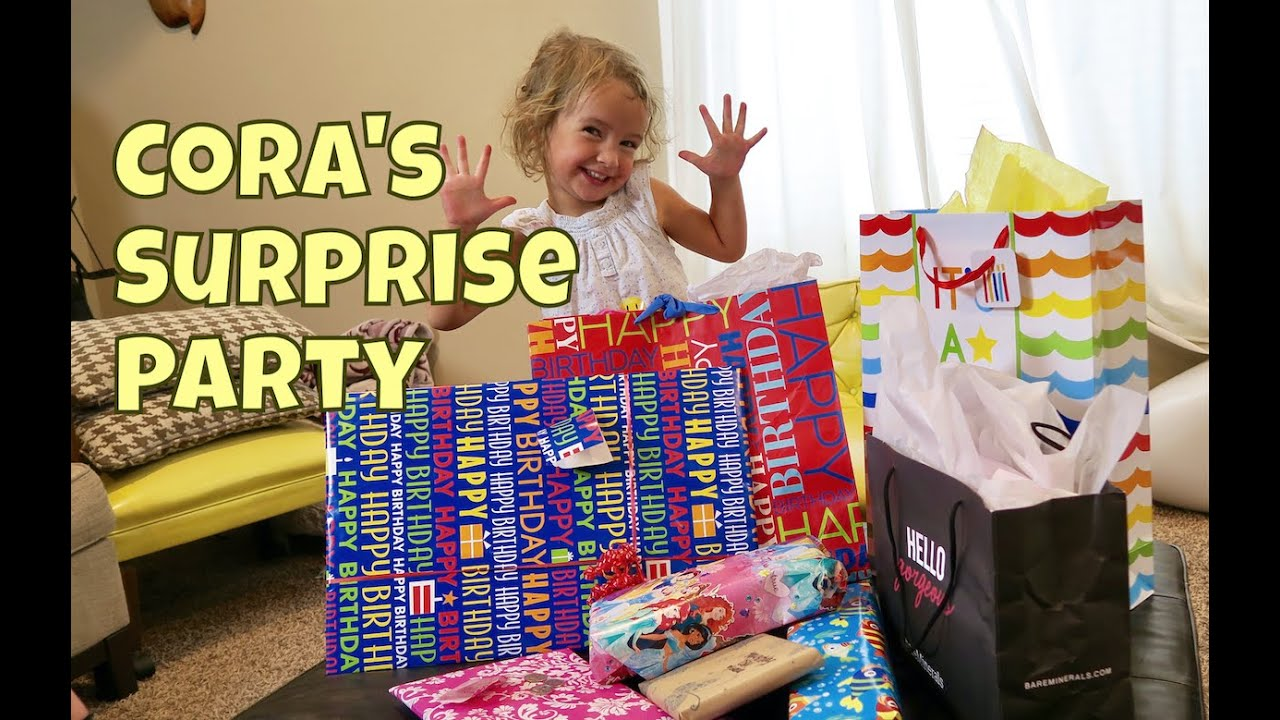 surprise party Surprise party definition: a party or enjoyable social event arranged secretly in order to surprise somebody | meaning, pronunciation, translations and examples.